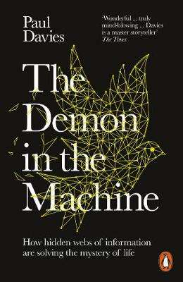 Cover of The Demon in the Machine - Paul Davies - 9780141986401
