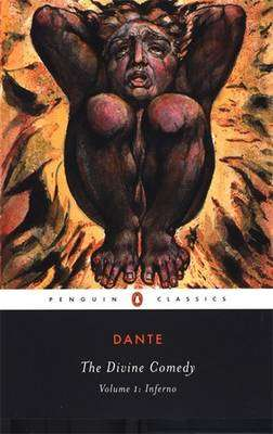 Cover of THE DIVINE COMEDY I: INFERNO - Dante Alighieri - 9780142437223