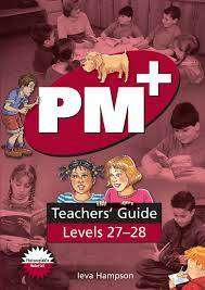 Cover of PM+ : Ruby : Teaching Guide : Levels 27-28 - 9780170108386