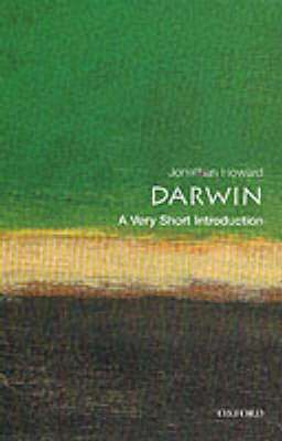 Cover of DARWIN : A VERY SHORT INTRODUCTION - Jonathan Howard - 9780192854544