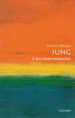 Cover of Jung : A Very Short Introduction - Anthony Stevens - 9780192854582