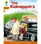 Cover of Oxford Reading Tree: Stage 8: Stories: The Kidnappers - Roderick Hunt - 9780198483342