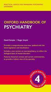 Cover of Oxford Handbook of Psychiatry - David Semple - 9780198795551