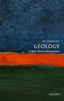 Cover of Geology: A Very Short Introduction - Jan Zalasiewicz - 9780198804451
