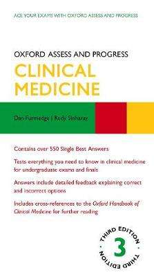 Cover of Oxford Assess and Progress: Clinical Medicine - Dan Furmedge - 9780198812968