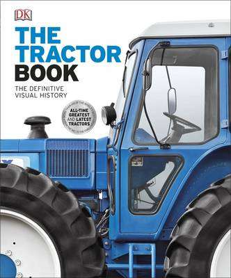 Cover of The Tractor Book - 9780241014820