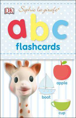 Cover of Sophie La Girafe ABC Flashcards - DK - 9780241238127