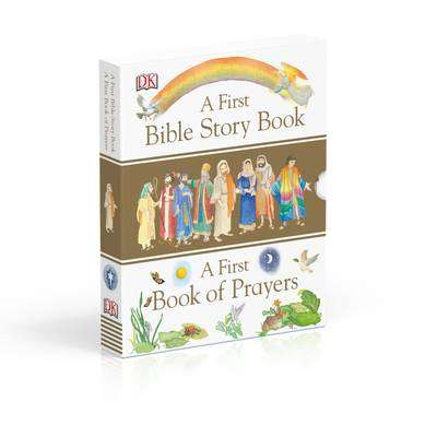 Cover of Bible Stories and Prayers - DK - 9780241283059
