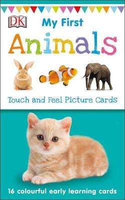 Cover of My First Animals - DK - 9780241287941
