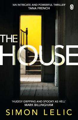 Cover of House - Simon Lelic - 9780241296547