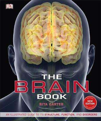 Cover of The Brain Book - Rita Carter - 9780241302255