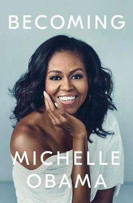 Cover of Becoming - Michelle Obama - 9780241334140