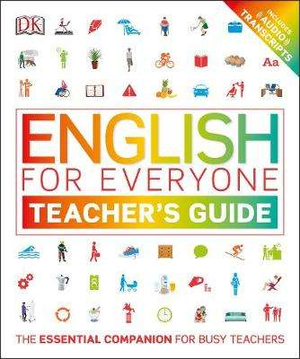 Cover of English for Everyone Teacher's Guide - DK - 9780241335123