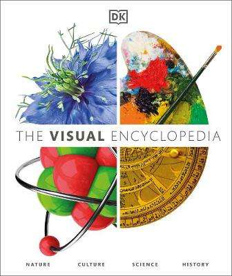 Cover of The Visual Encyclopedia - D.K. - 9780241340691