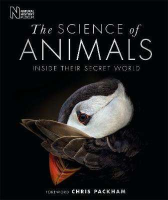 Cover of The Science of Animals: Inside their Secret World - DK - 9780241346785