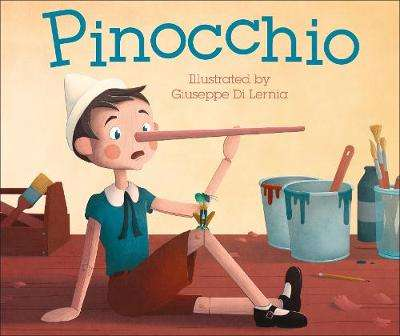 Cover of Pinocchio - Clare Llyod - 9780241350973