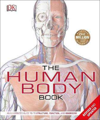 Cover of The Human Body Book - Richard Walker - 9780241363614
