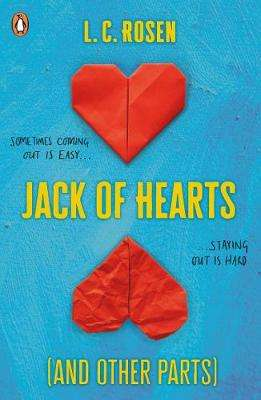 Cover of Jack of Hearts (And Other Parts) - L. C. Rosen - 9780241365014