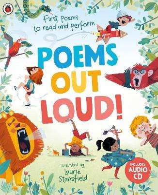 Cover of Poems Out Loud!: First Poems to Read and Perform - 9780241370704