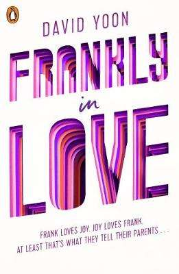 Cover of Frankly in Love - David Yoon - 9780241373439