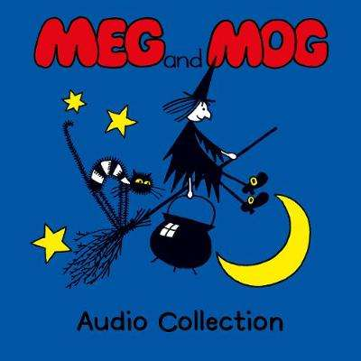 Cover of Meg and Mog Audio Collection - Helen Nicoll - 9780241375792