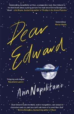 Cover of Dear Edward - Ann Napolitano - 9780241384084