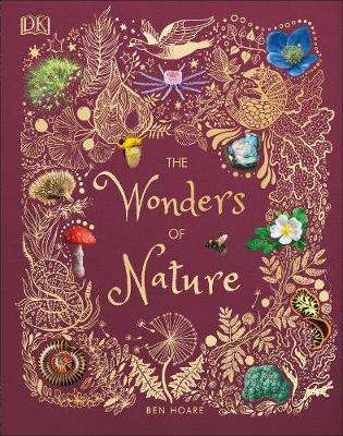 Cover of The Wonders of Nature - Ben Hoare - 9780241386217