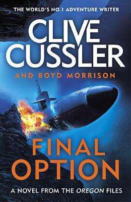 Cover of Final Option - Clive Cussler - 9780241386866