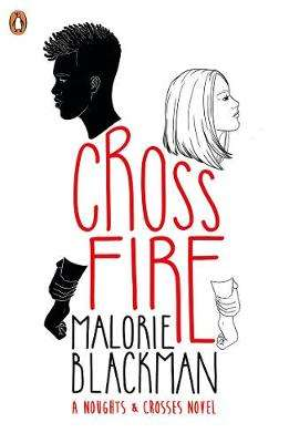 Cover of Crossfire - Malorie Blackman - 9780241388440