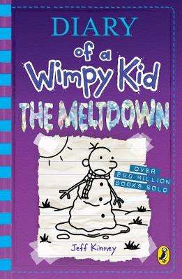 Cover of Diary of a Wimpy Kid: The Meltdown (Book 13) - Jeff Kinney - 9780241389317