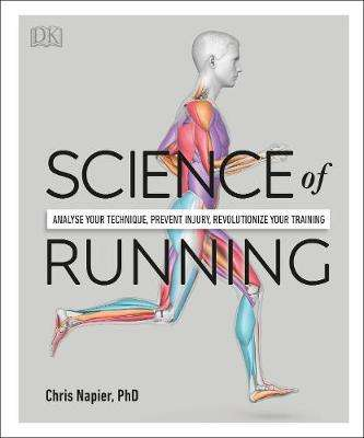 Cover of Science of Running - Chris Napier - 9780241394519