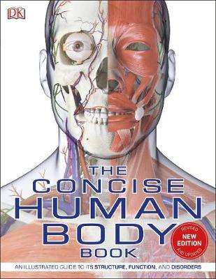 Cover of The Concise Human Body Book - DK - 9780241395523