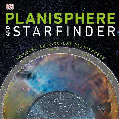 Cover of Planisphere and Starfinder - Carole Stott - 9780241399545