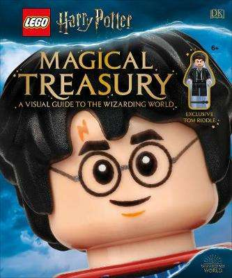 Cover of LEGO Harry Potter Magical Treasury: A Visual Guide to the Wizarding World - Elizabeth Dowsett - 9780241409459