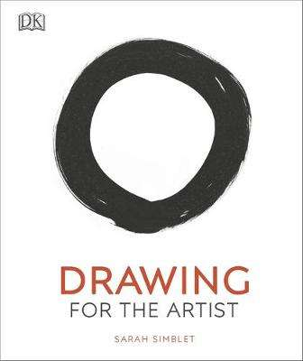 Cover of Drawing for the Artist - Sarah Simblet - 9780241410240