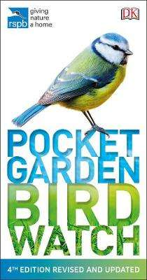 Cover of RSPB Pocket Garden Birdwatch - Mark Ward - 9780241412718