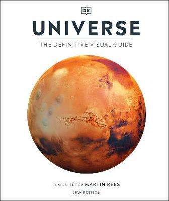 Cover of Universe: The Definitive Visual Guide - DK - 9780241412749