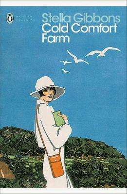 Cover of Cold Comfort Farm - Stella Gibbons - 9780241418895