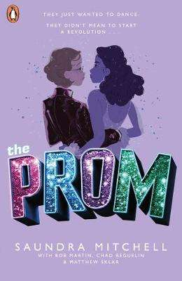 Cover of The Prom - Saundra Mitchell - 9780241428214