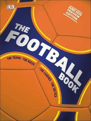 Cover of The Football Book - DK - 9780241428344