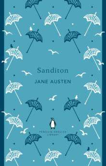 Cover of Sanditon - Jane Austen - 9780241433713