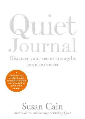 Cover of Quiet Journal - Susan Cain - 9780241439241
