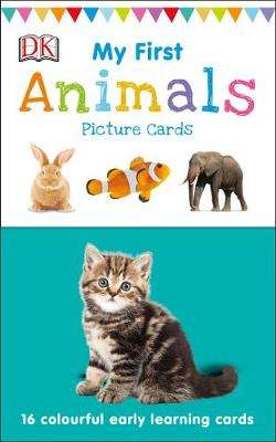 Cover of My First Animals - DK - 9780241439258