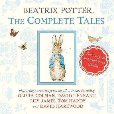 Cover of Beatrix Potter The Complete Tales - Beatrix Potter - 9780241440810