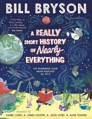 Cover of A Really Short History of Nearly Everything - Bill Bryson - 9780241451939