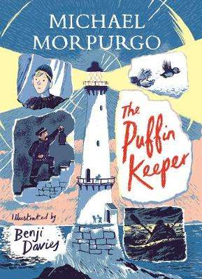 Cover of Puffin Keeper - Michael Morpurgo - 9780241454480