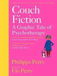 Cover of Couch Fiction: A Graphic Tale of Psychotherapy - Philippa Perry - 9780241461785