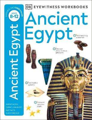 Cover of Ancient Egypt - DK - 9780241485880