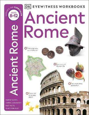 Cover of Ancient Rome - DK - 9780241485972