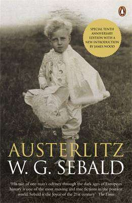 Cover of Austerlitz - W. G. Sebald - 9780241951804